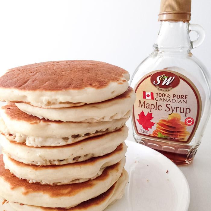 Vegan Pancake 3