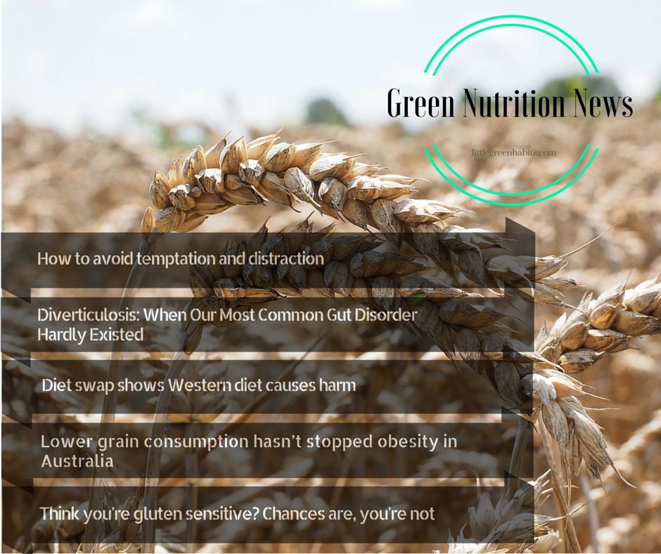 Green Nutrition News Aug