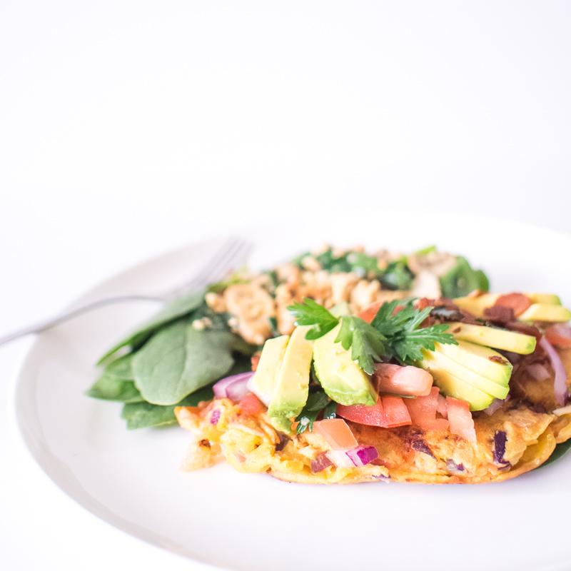 Vegan omelette-49