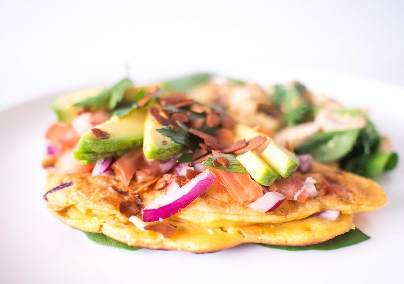 Vegan omelette-51