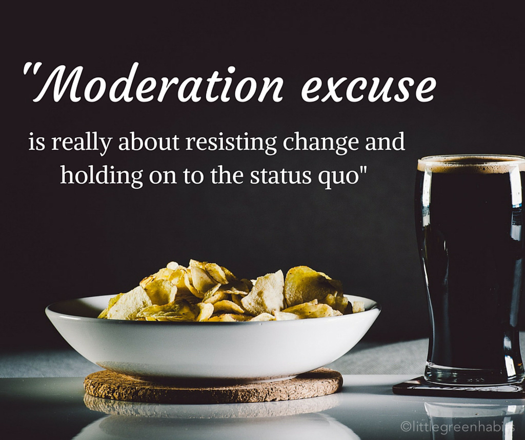 Moderation Excuse