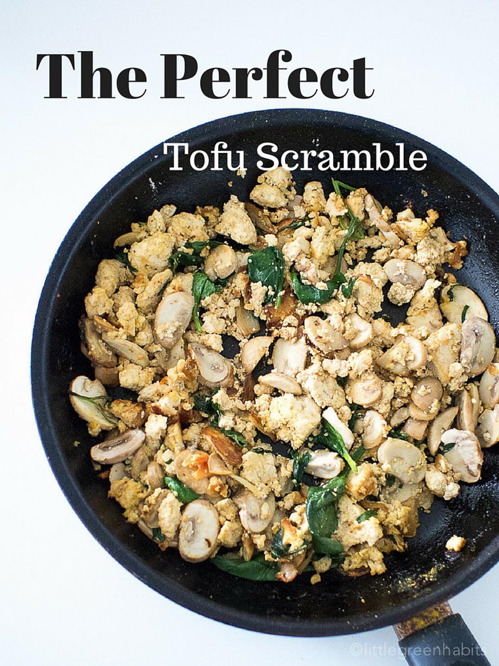 how to cook perfect tofu