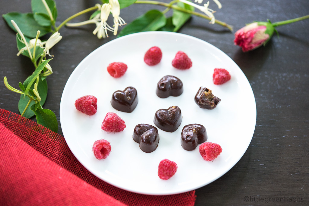 Raw Vegan Chocolate Hearts-04450