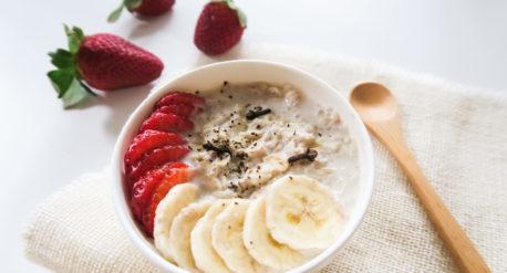 Chai Latte Oat Porridge-3