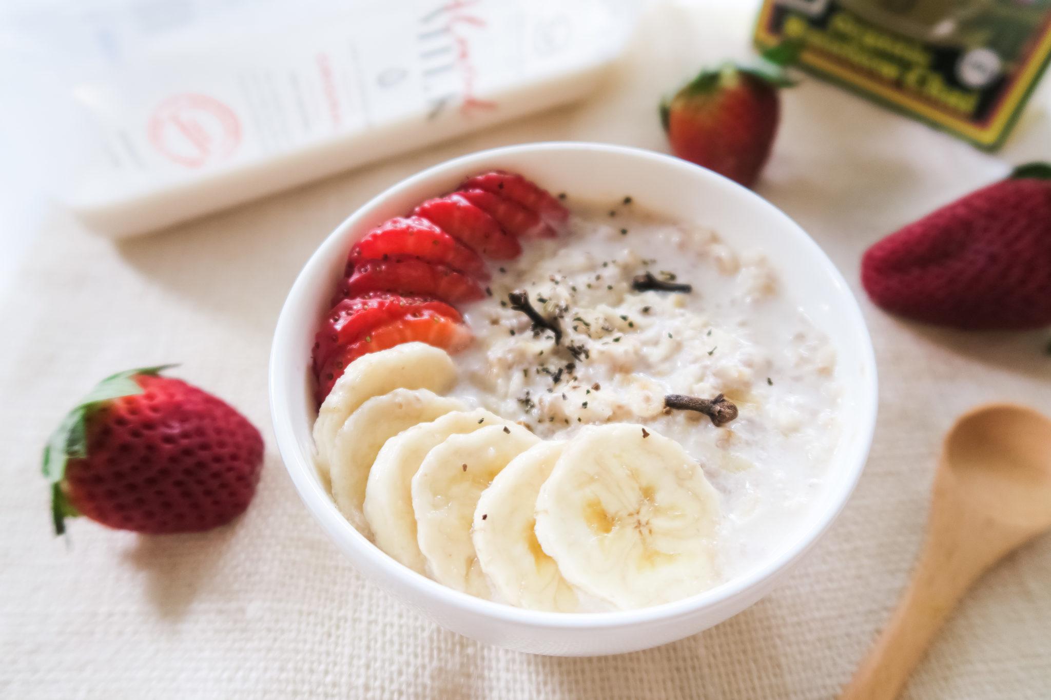 Chai Latte Oat Porridge-4