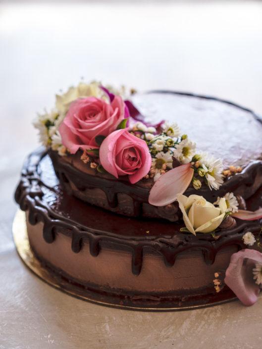 Sadhana Kitchen | Vegan Chocolate Cake